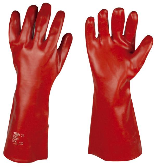 PVC- Handschuhe