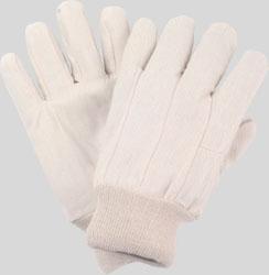 BW-Köper-Handschuhe Strickbund  5400