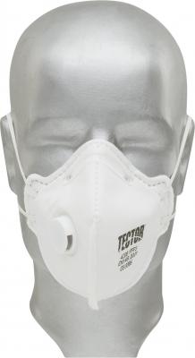 Tector® Feinstaub-Faltmaske P3 mit Ausatmungsventil