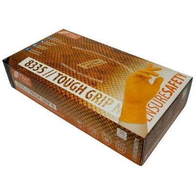 NITRAS TOUGH GRIP N, Nitril, orange