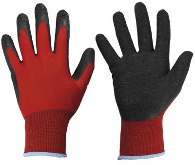 Strick-Handschuhe BLACKGRIP