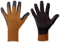 Feinstrick Handschuhe mit Nitrilschaumbeschichtung DALIAN