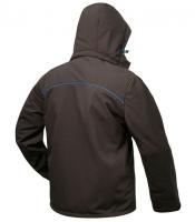 elysee® Softshell Jacke mit Kapuze Uranus 19950
