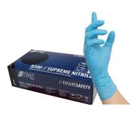 Disponit Nitril-Einmalhandschuhe,unsteril,blau,puderfrei,Rollran