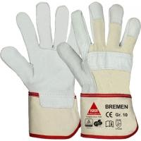 Bremen Rindnarbenlederhandschuhe