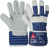 Rostock Rindkernspaltleder-Handschuhe