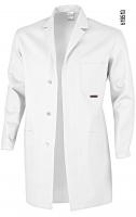 Qualitex Berufsmantel 270g/m2 weiß 61951D