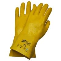 Nitras 3406X Nitril Handschuhe gelb 30CM Lang 220