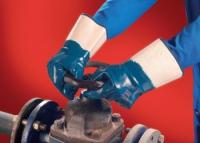 Hycron® Arbeitshandschuh mit Innenhand-Nitrilbeschichtung 27-810