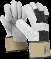 Ox-On Texas Rindkernspaltleder-Handschuhe