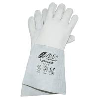 Nitras Argon Vollnappa-Handschuhe  35cm Flügeldaumen     3203