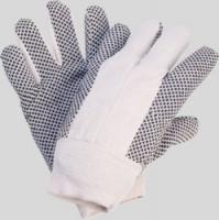 BW-Köper Handschuhe mit Noppen  5402
