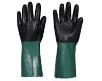 Polychloroprene Chemikalienschutz- Handschuhen
