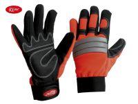 Mec HiVi Synthetik-Leder Handschuh