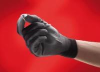 Hyflex® Mehrzweck Handschuhe  grau/schwarz  11-601