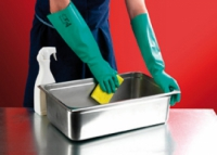 Sol-Vex® Nitril Chemikalienschutz Handschuh  37-185