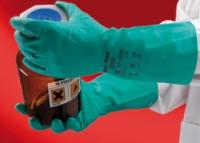 Sol-Vex® Nitril Chemikalienschutz Handschuh  37-676