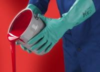 Sol-Vex® Nitril Chemikalienschutz Handschuh  37-695