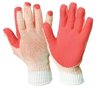 Red Wonder Grip, Strickhandschuh mit Latexbeschichtung