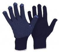 Feinstrick-Montage-Handschuh mit Polamid-Baumwolle