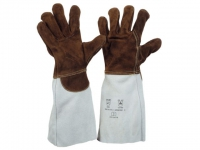 Sebatanleder-Handschuh mit Kevlarfutter
