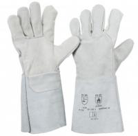 5-Finger Spaltleder Schweisser Handschuhe