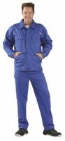 Planam Bundhose Mischgewebe 290 Gramm, kornblau