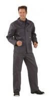 Planam Hitz-/ Schweißerschutz 360g/m² Jacke, grau