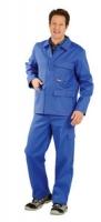 Planam Hitz-/ Schweißerschutz 500g/m² Jacke, kornblau