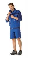 Planam Shorts Plaline, kornblau/ marine