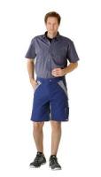 Planam Shorts Plaline, marine/ zink
