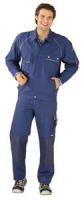 Planam Bundjacke Canvas 320, marine