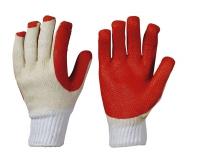Latex beschichtete Handschuhe SUPERGRIP