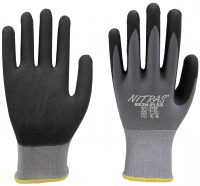 Nitras Skin Flex Nylon Handschuhe mit Nitril-PU-Schaum