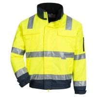 Warnschutz-Pilotenjacke MOTION TEX VIZ PLUS
