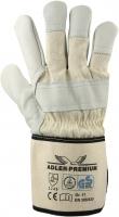 Adler Premium Rindvollederhandschuhe