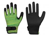 HPT-Schaum-Handschuh • Feinstrickhandschuh • Klettverschluss