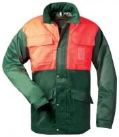 Forstarbeitsschutz-Jacke Buche mit Schnittschutz