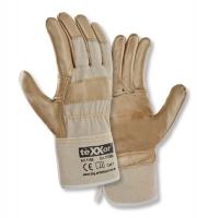 Polsterleder Handschuhe Super  Gr:11