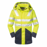 4PROTECT® Multinorm-Warnschutz-Jacke EDMONTON