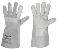 Rind-Vollleder-Schweißerhandschuhe VS 53 VV Gr: 8 - 10,5