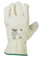 SPA Driver Rindnappaleder Handschuhe