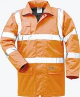 SAFETSTYLE Warnschutz Parka STEFAN 100% Polyester