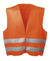 wicaTex Warnwesten OSKAR 100% Polyester