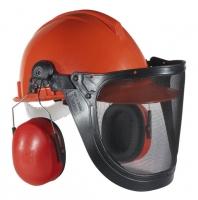 Tector-Waldarbeiter Helmset