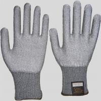Nitras Taeki 5 - Spezialfaser Strickhandschuhe, grau