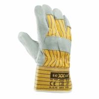 Rindkernspaltleder-Handschuhe