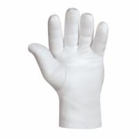 Baumwolltrikot-Handschuhe mit Schichtel MITTELSCHWER