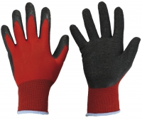 Strick-Handschuhe BLACKGRIP