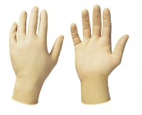 Latex-Einweghandschuhe COLOMBO, puderfrei
